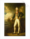 Admiral Sir David Milne (1763-1845) by George Frederick Clarke