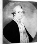 Captain Constantine John Phipps (1744-1792) by Ozias Humphry