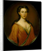 Mrs. Edmund Nelson (1698-1789) by British School