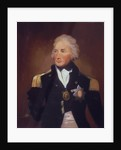 Rear-Admiral Sir Horatio Nelson (1758-1805) by Lemuel Francis Abbott