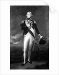 Rear-Admiral Horatio Nelson, 1st Viscount Nelson (1758-1805) by Lemuel Francis Abbott