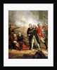 Receiving the surrender of the 'San Nicolas', 14 February 1797 by Richard Westall