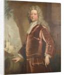 Admiral Sir John Norris (circa 1660-1749) by Godfrey Kneller