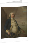 Admiral William Parry (1705-1779) by John Francis Rigaud