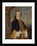 Captain John Reynolds (circa 1713-1788) by Jeremiah Theus
