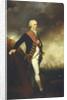 Admiral Lord George Brydges Rodney, 1st Baron Rodney (1719-1792) by Joshua Reynolds