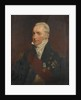 Vice-Admiral Sir Richard Goodwin Keats (1757-1834) by John Jackson
