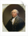 Captain William Locker (1731-1800) by Gilbert Stuart