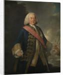 Admiral Sir William Rowley (circa 1690-1768) by British School