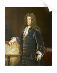 Admiral Edward Russell, 1st Earl of Orford (1653-1727) by Godfrey Kneller