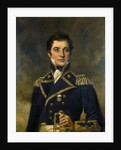 Captain William Gordon Rutherford (1764-1818) by Peter Alexander Hay