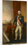 Rear-Admiral Sir John Jervis, 1st Earl of St Vincent (1735-1823) by Domenico Pellegrini