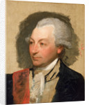 Captain Sir John Jervis (1735-1823) by Gilbert Stuart