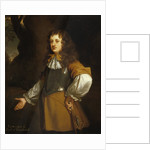 Edward Montagu, 1st Earl of Sandwich (1625-1672) by Peter Lely