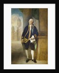John Montagu, 4th Earl of Sandwich, 1st Lord of the Admiralty (1718-1792) by Thomas Gainsborough
