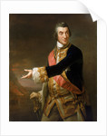 Admiral Sir Charles Saunders (1713-1775) by Richard Brompton