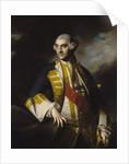 Admiral Sir Charles Saunders (1713-1775) by Joshua Reynolds