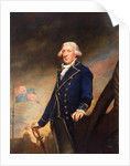 Captain Charles Saxton (1732-1808) by James Northcote