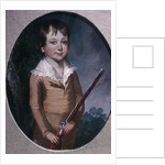 Sir Robert Seppings, when a boy (1767-1840) by unknown