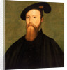 Thomas Seymour, 1st Baron Seymour of Sudeley (1508-1549) by Nicholas Denizot
