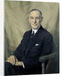 James Richard Stanhope, 7th Earl Stanhope (1880-1967) by James Gunn