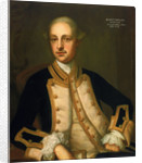 Captain Maurice Suckling (1725-1778) by Thomas Bardwell