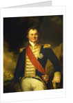 Admiral Sir Edward Thornborough (1754-1834) by Samuel Lane