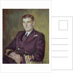 Captain Michael Torrens-Spence (1914-2001) by Henry Lamb