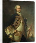 Rear-Admiral Richard Tyrrell (1716/7-1766) by Thomas Hudson