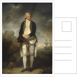 Sir Edward Vernon (1723-1794) by Henry Singleton