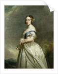 Queen Victoria (1891-1901) by Franz Xaver Winterhalter