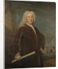 Sir George Walton (1665-1739) by Bartholomew Dandridge