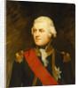 Captain John Borlase Warren (1753-1822) by Mark Oates