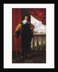 Robert Rich, 2nd Earl of Warwick (1587-1658) by Daniel Mytens the Elder
