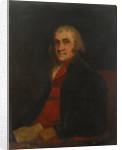 Formerly called 'James Watt (1736-1819)' by William Beechey