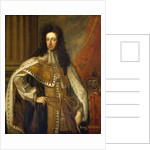 William III by Godfrey Kneller