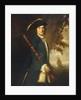 Portrait of a naval lieutenant by Joshua Reynolds