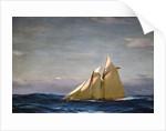 The yacht 'America' by John Fraser
