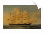 The ship 'Duke of Atholl' by unknown