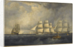 The 'Vernon' and other vessels by John Lynn