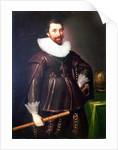 Sir Thomas Love (died 1627) by unknown