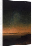 The Great Comet of 1843 by Charles Piazzi Smyth