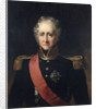Portrait of an admiral, circa 1830 by British School