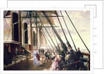 From Sheerness to Valentia, on board Brunel's paddle steamer 'Great Eastern' by Robert Dudley