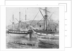 Mary Dugdale' and unidentified ship - possibly 'Countess of Bective by unknown