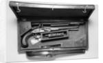 Duelling pistols by Robert Wogdon