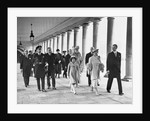 Royal opening of the National Maritime Museum by King George VI, 1937 by unknown