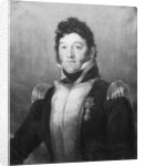 Commander Sir Eaton Stannard Travers (1782-1858) by unknown