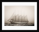 Four-masted schooner 'Creoula' during 50th Anniversary Tall Ships Race, Torbay 2006 by Richard Sibley
