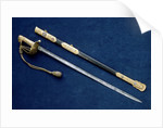 City of London presentation Sword by Goldsmiths & Silversmiths Company Ltd